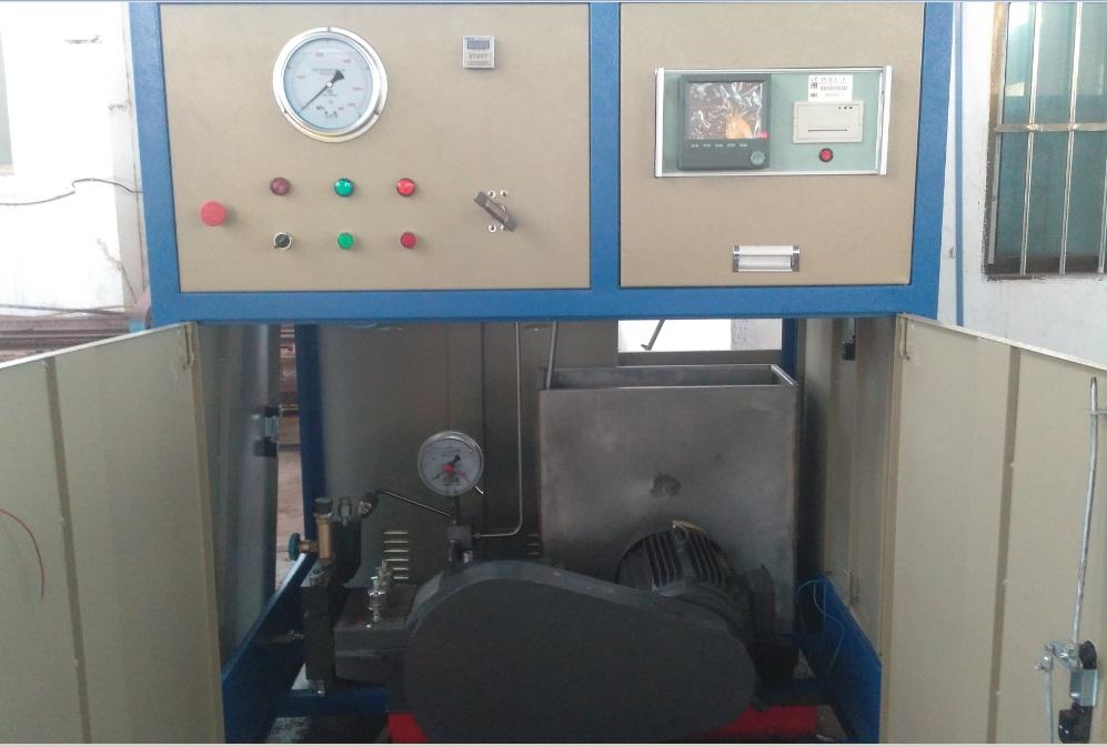 集成式电动试压泵