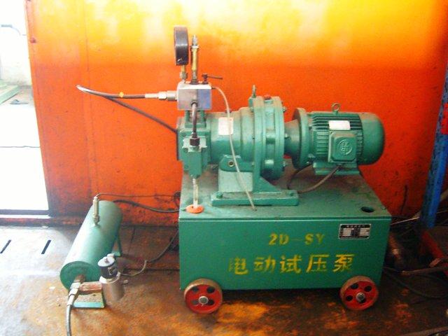 2D-SY130MPa电动试压泵