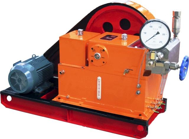 CB超高压电动试压泵