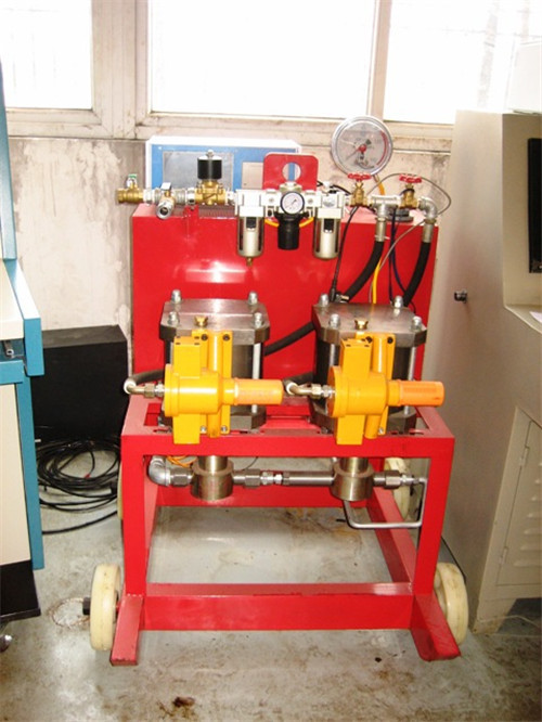 QY140AJ氣動試壓泵